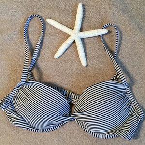 Xhilaration Bikini Push Up Top Size S